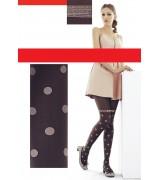 Фигурален дамски чорапогащник на точки