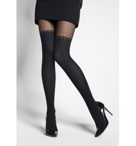Чорапогащник като чорапи с камъчета Marilyn