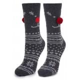 Дълги чорапи ангора
