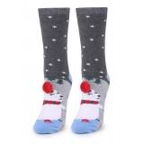 Дълги памучни чорапи ABS