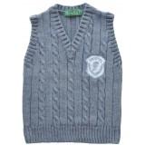 Пуловер за момче с емблема