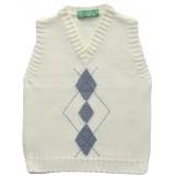 Пуловер без ръкав