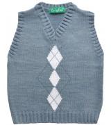 Пуловер без ръкав за момче
