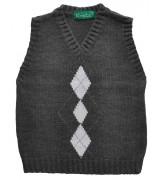 Плетен пуловер за момче