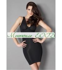 Стягаща рокля с презрамки