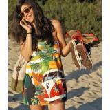 Рокля, парео и плажна кърпа ALOHA