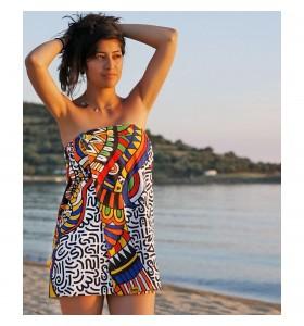 Рокля, парео и плажна кърпа Etno