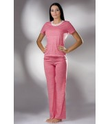 Дамска памучна пижама, няколко цвята