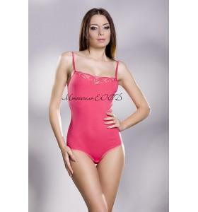 Дамско боди тънка презрамка 8 цвята